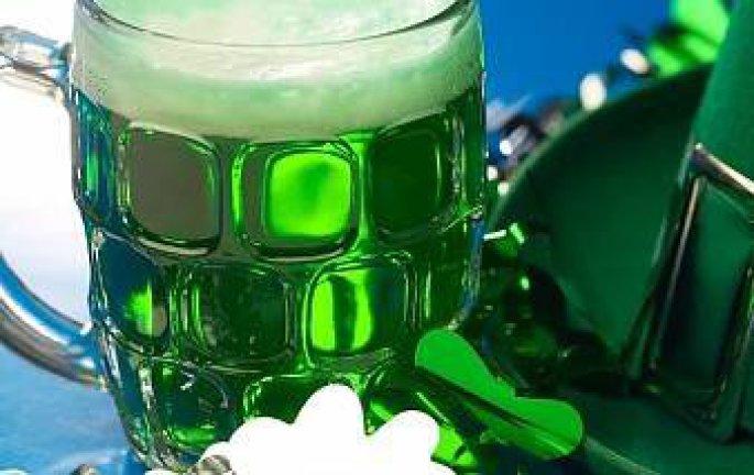 Výsledek obrázku pro zelené pivo